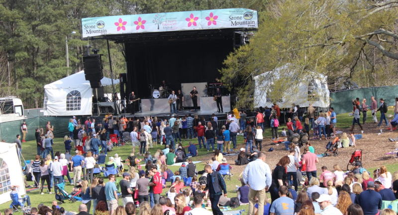 Brookhaven Cherry Blossom Concert Day 2