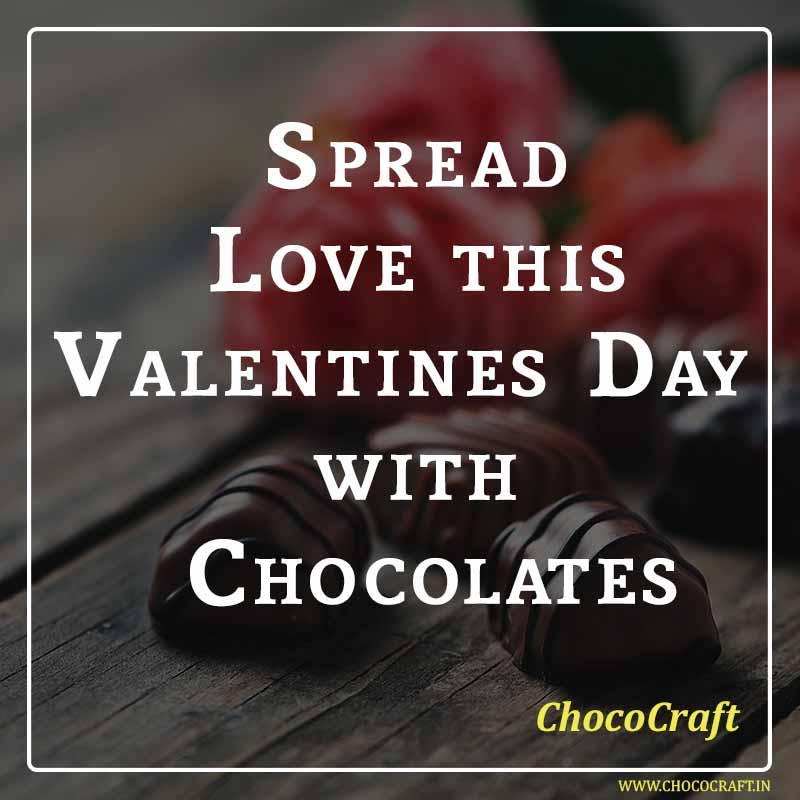 Spread Love this Valentine's Day with Chocolates