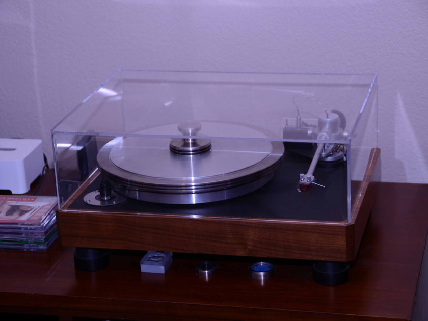 Gingko Plinth Top Cover for VPI Classic