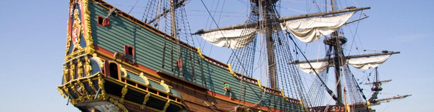 Каникулы с детьми — пираты Южного моря