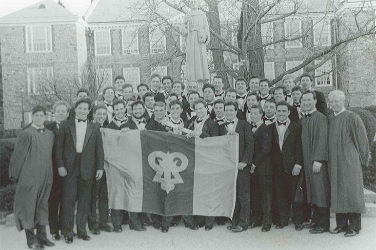 History Photo of group