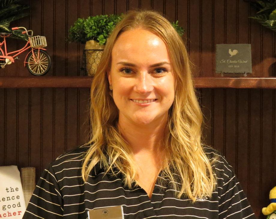 Alexa Becker , Pre-Kindergarten teacher