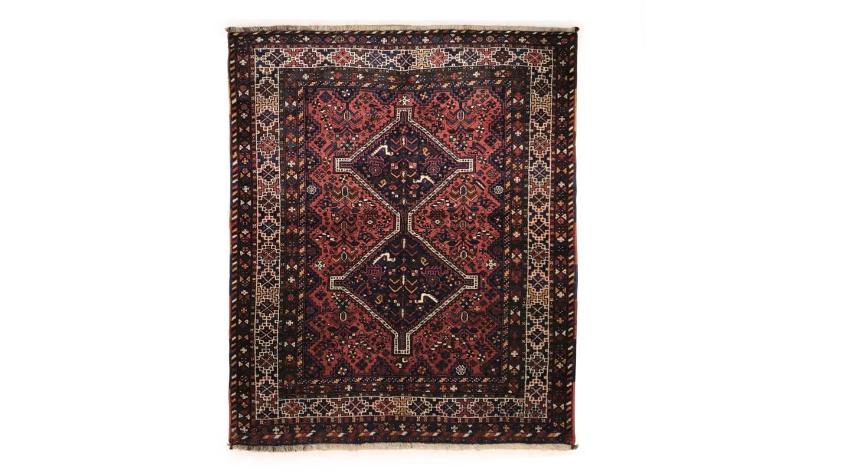 Bownat Rug ca 1930 From Persia