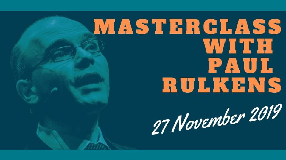 Masterclass with Paul Rulkens