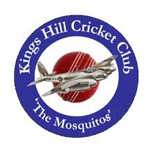 Kings Hill Cricket Club Logo