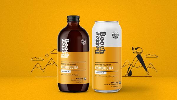 Better Booch – Premium Small Craft Kombucha