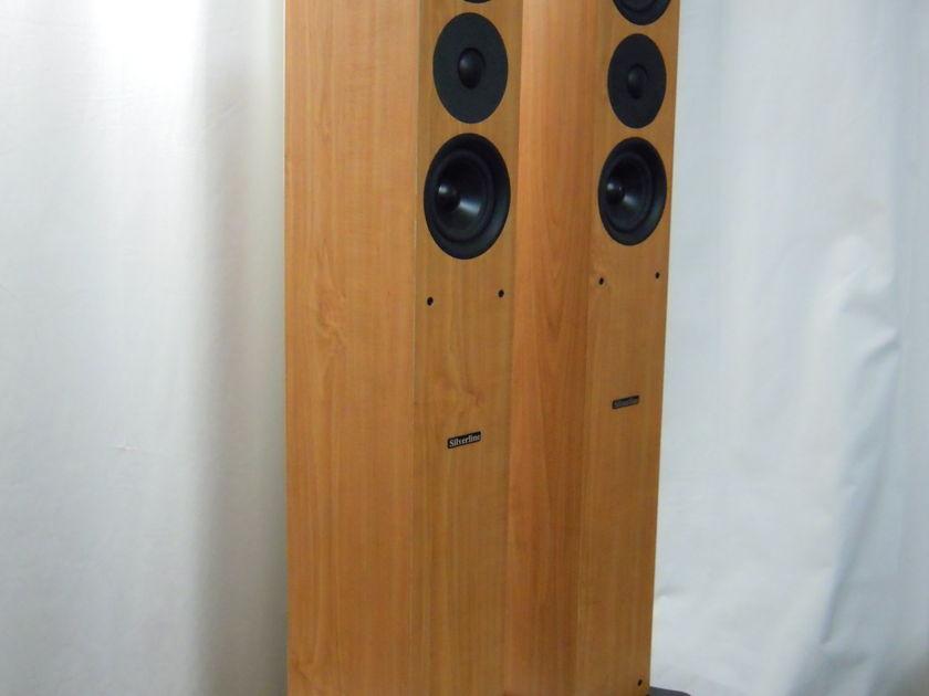 Silverline Audio Prelude  Floorstanders