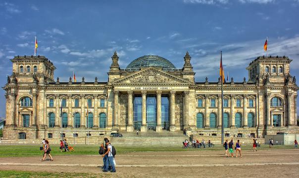 17 мгновений Берлина или по следам Штирлица