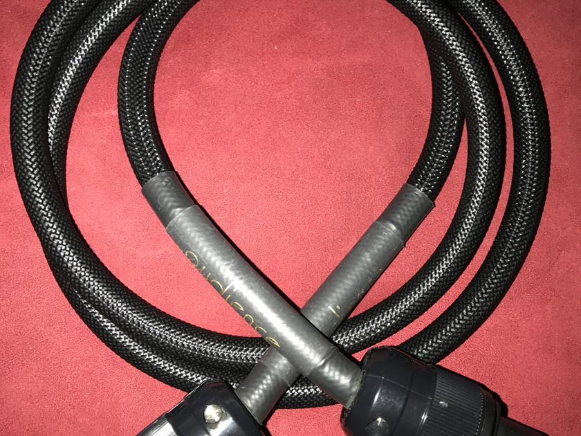 Audience PowerChord 1.75m power cord