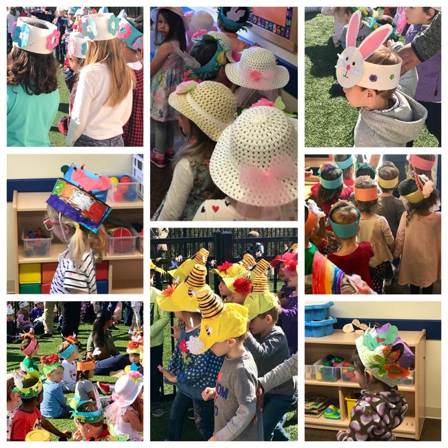 Spring Hat Parade 2019