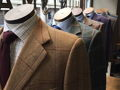 The Ultimate Scottish & London Experience & Design your Own Huntsman Bespoke Tweed Jacket