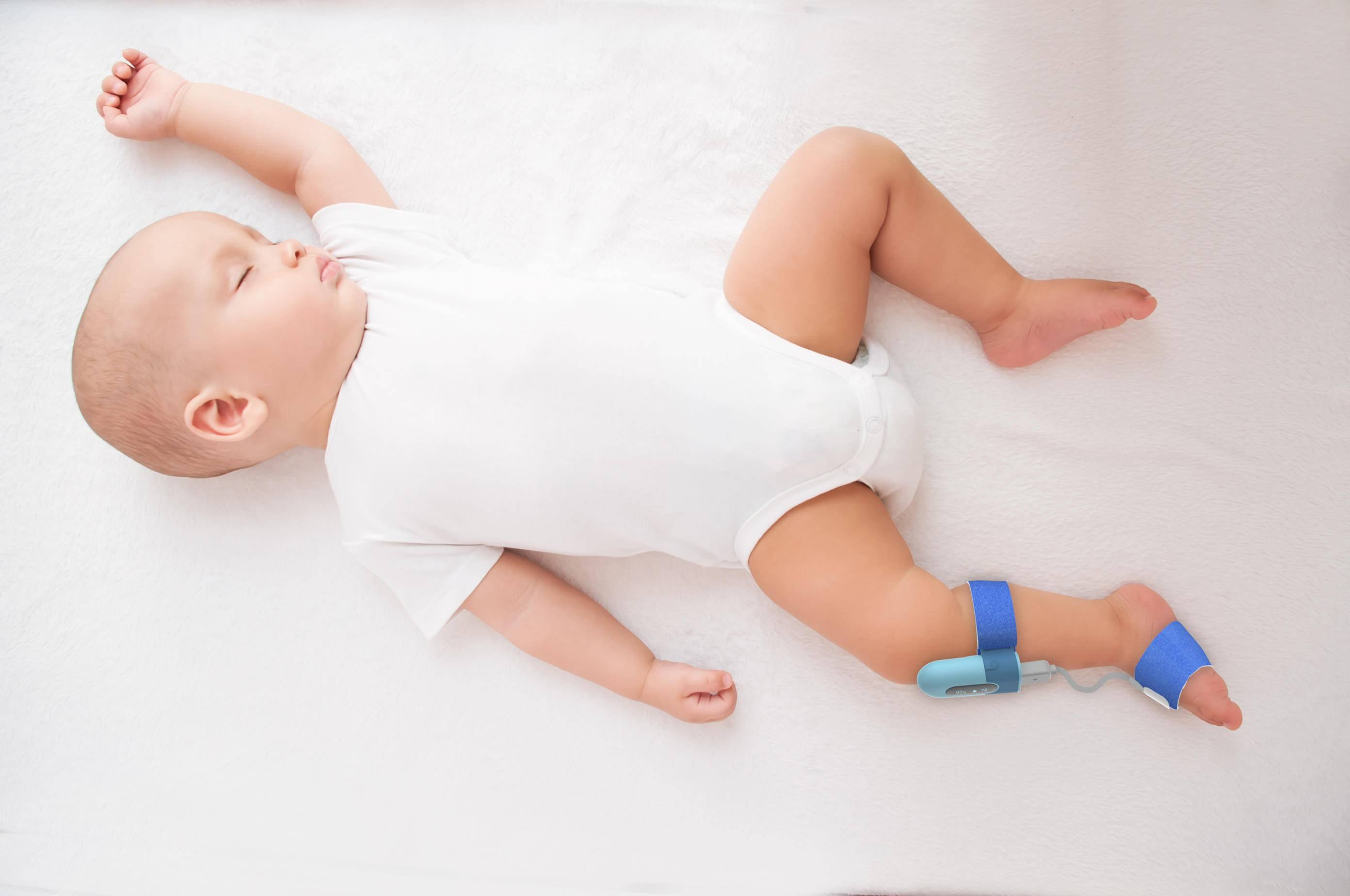 Buy wearable Baby Oxygen Monitor