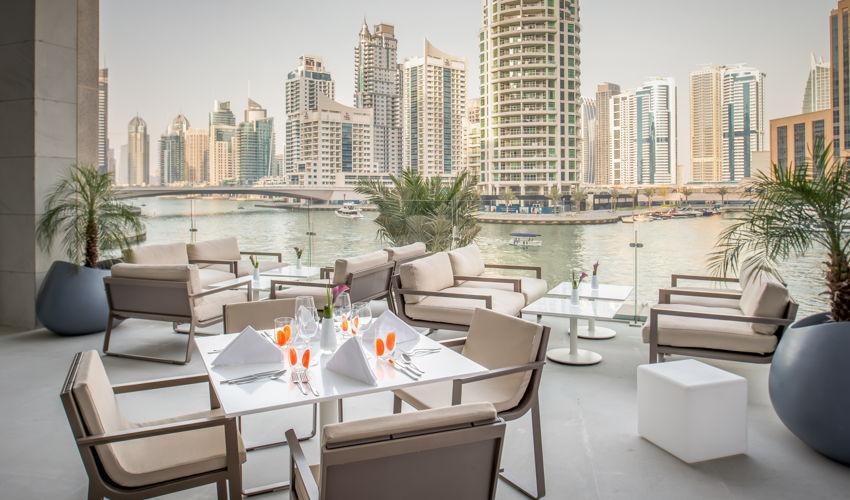 صورة Accents Restaurant & Terrace