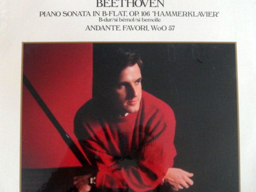 ★Sealed★ RCA Red Seal / DOUGLAS, - Beethoven Piano Sonata Op.106 Hammerklavier!