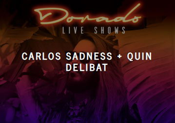 Carlos Sadness live, Ibiza concerts tickets and information