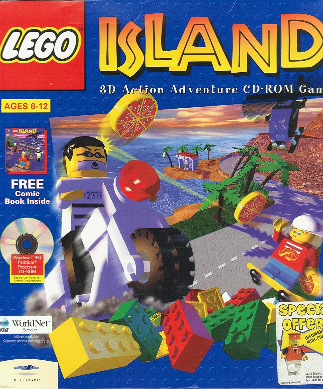 lego island pc