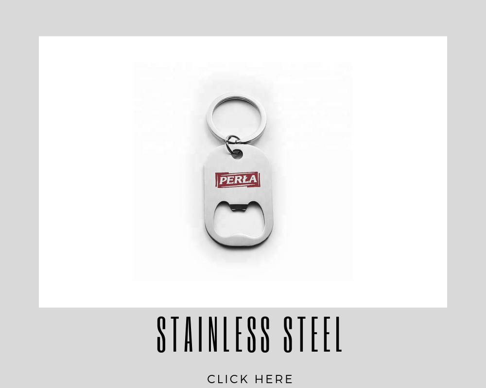 Custom Stainless Steel Key Rings