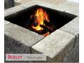 Boxley Hardscapes Aspen Square Fire Pit