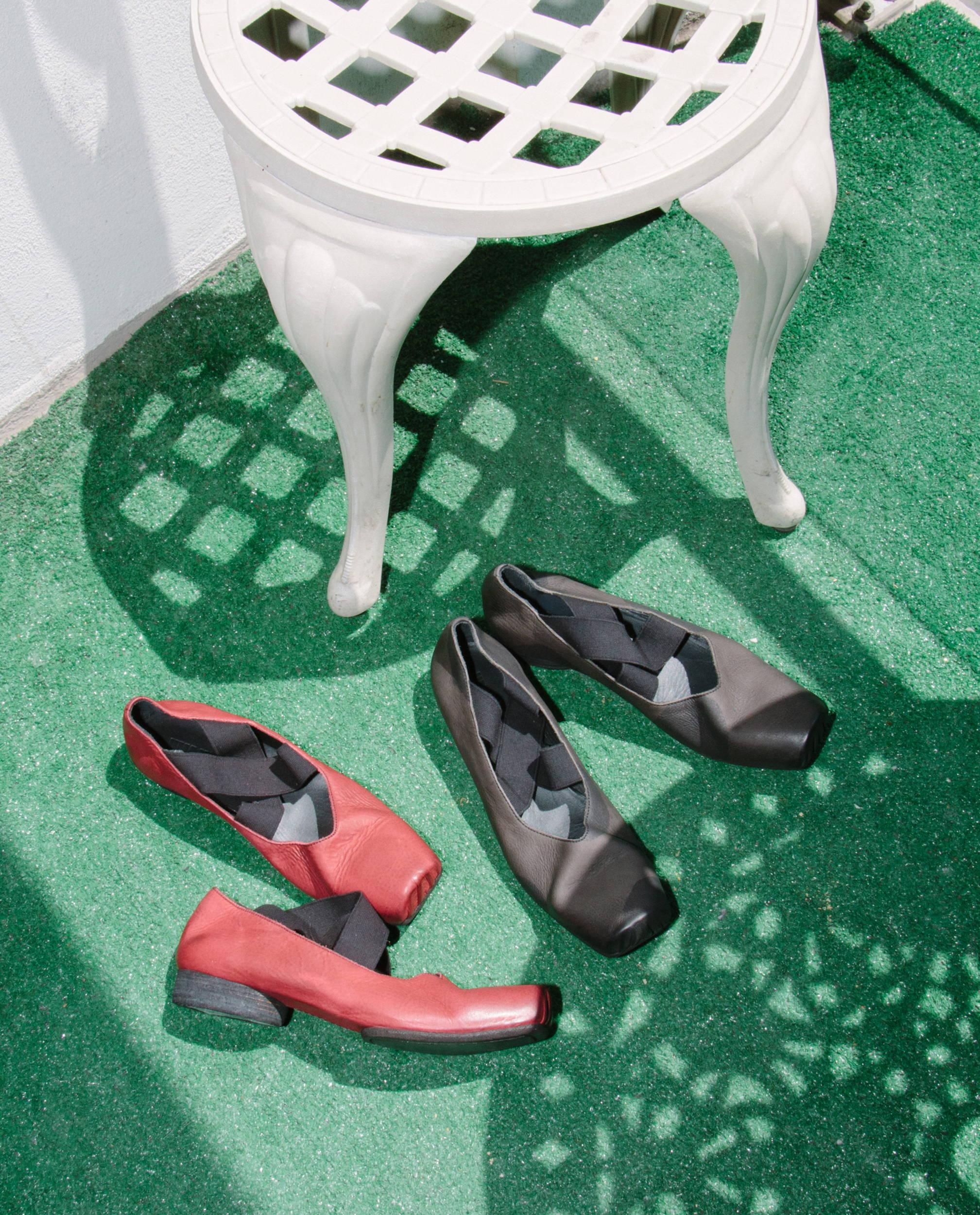 Uma Wang Ballte Shoes SS18 - Hlorenzo