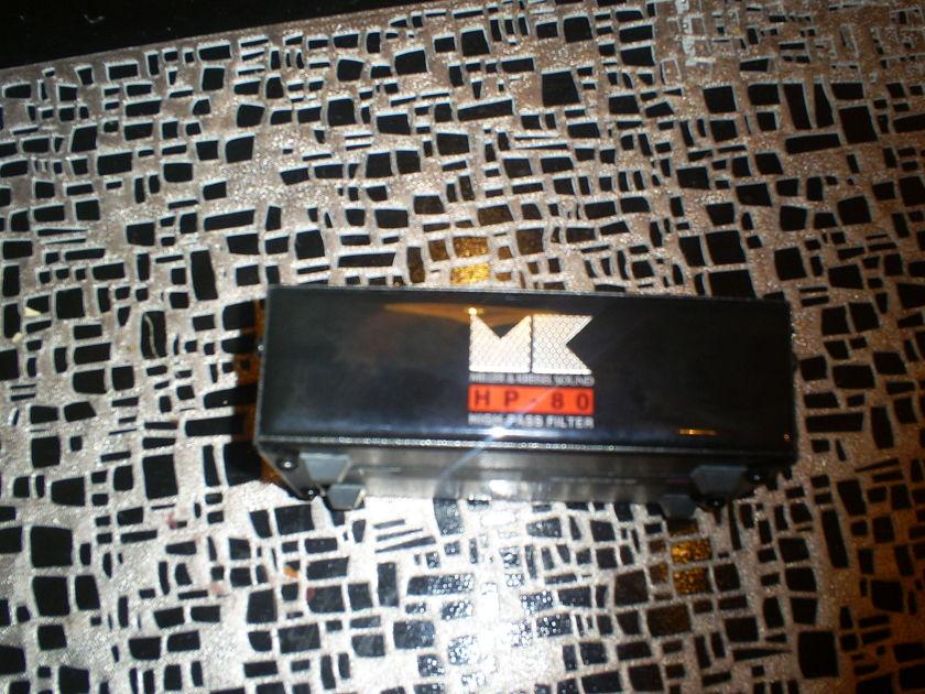 M&K HP-80 Crossover HP-80