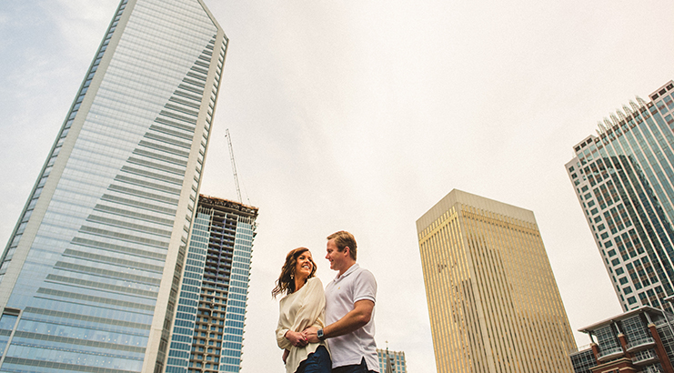Top-3: Why Your Wedding Photographer Should Shoot Your Engagements