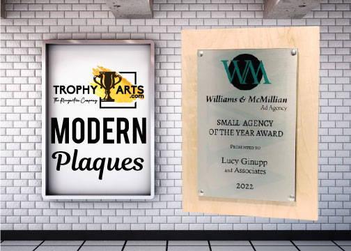 Modern Plaques