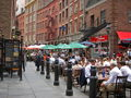 Explore Stone Street's finest bars in New York City