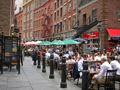 Explore Stone Street's finest bars in New York City