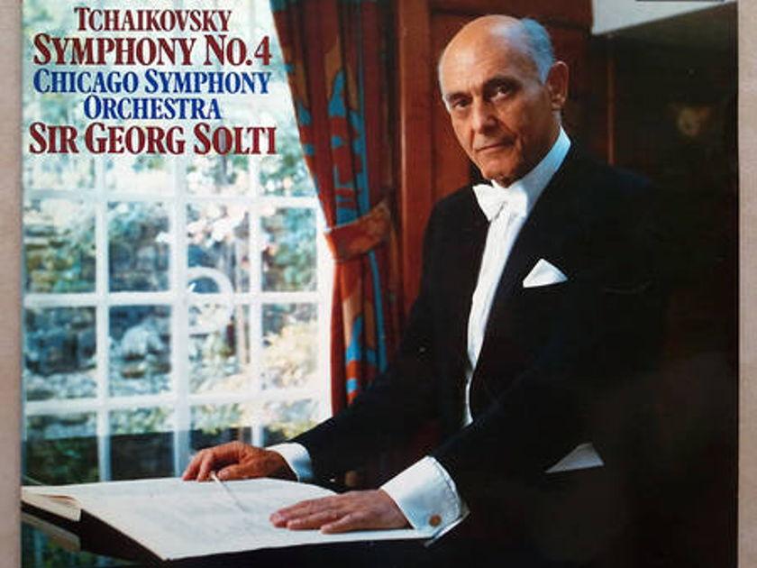 London Digital | SOLTI/TCHAIKOVSKY - Symphony No. 4 / NM