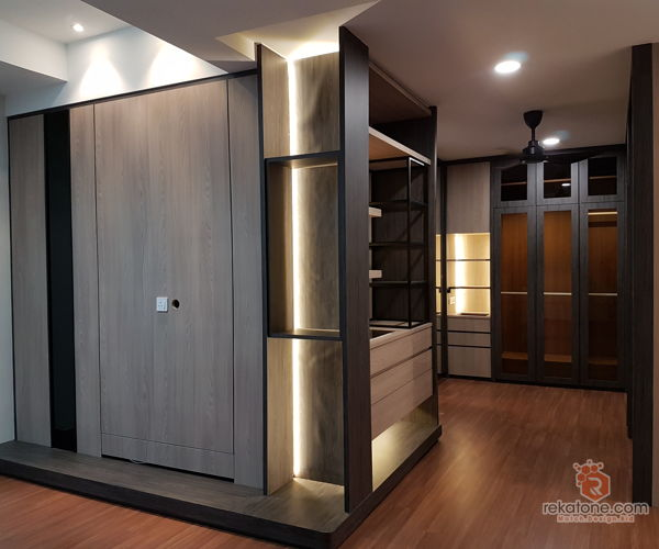 backspace-design-studio-industrial-modern-malaysia-penang-bedroom-walk-in-wardrobe-interior-design