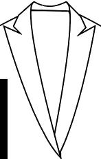 Tailormate   spidsrevers til jakke