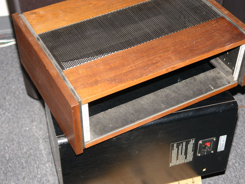 CROWN WOOD CASE REAL WOOD CABINET FOR ANY COMPONENT