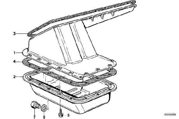 M10B18 Sump Plugs  11131273093