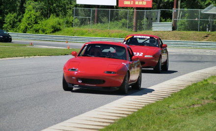 Track Day with CART at Thompson Speedway