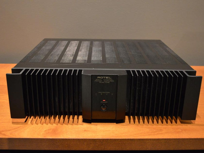 Rotel RMB-1048 Eight Channel Amplifier