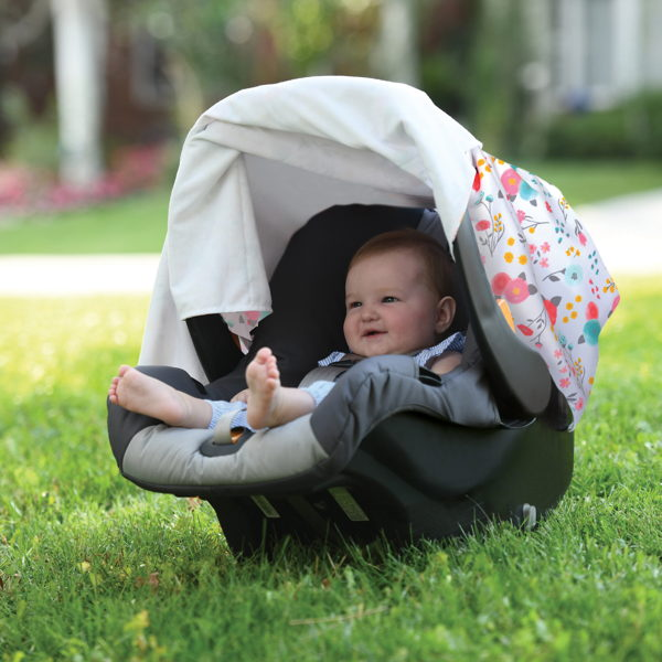 child with canopy covers