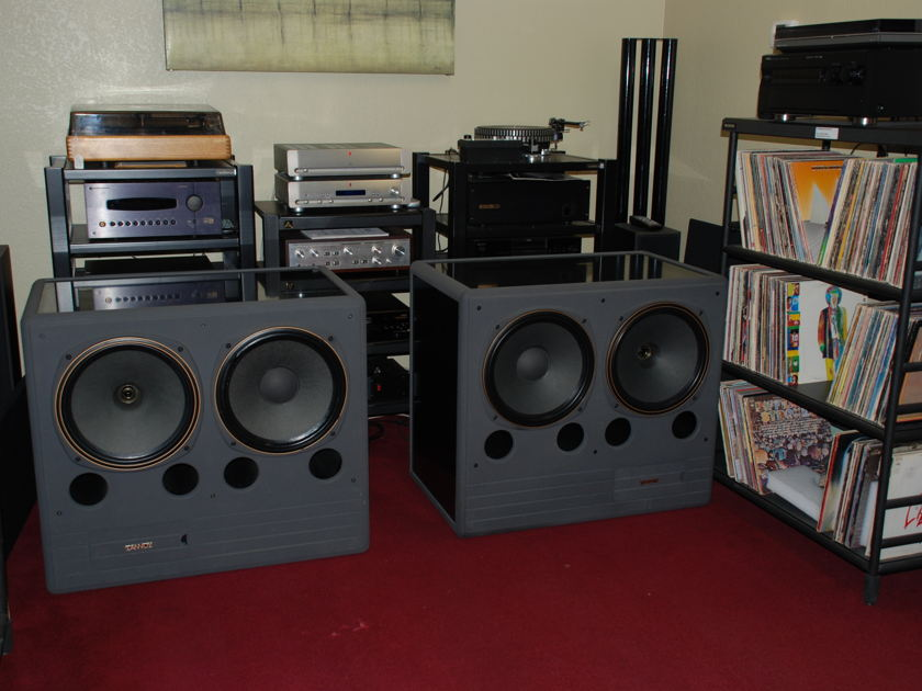 Tannoy 215 DMT very nice