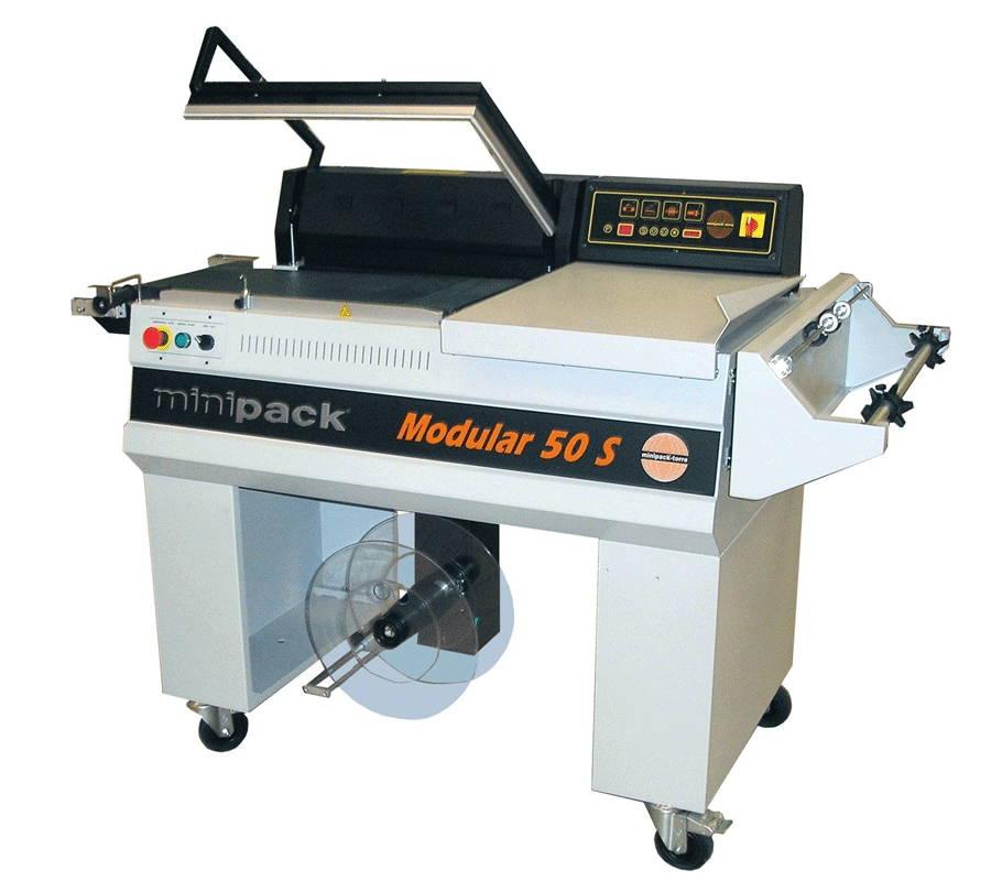 Modular 50 L sealing machine