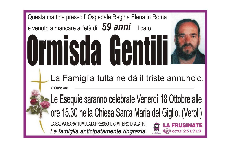 Ormisda Gentili