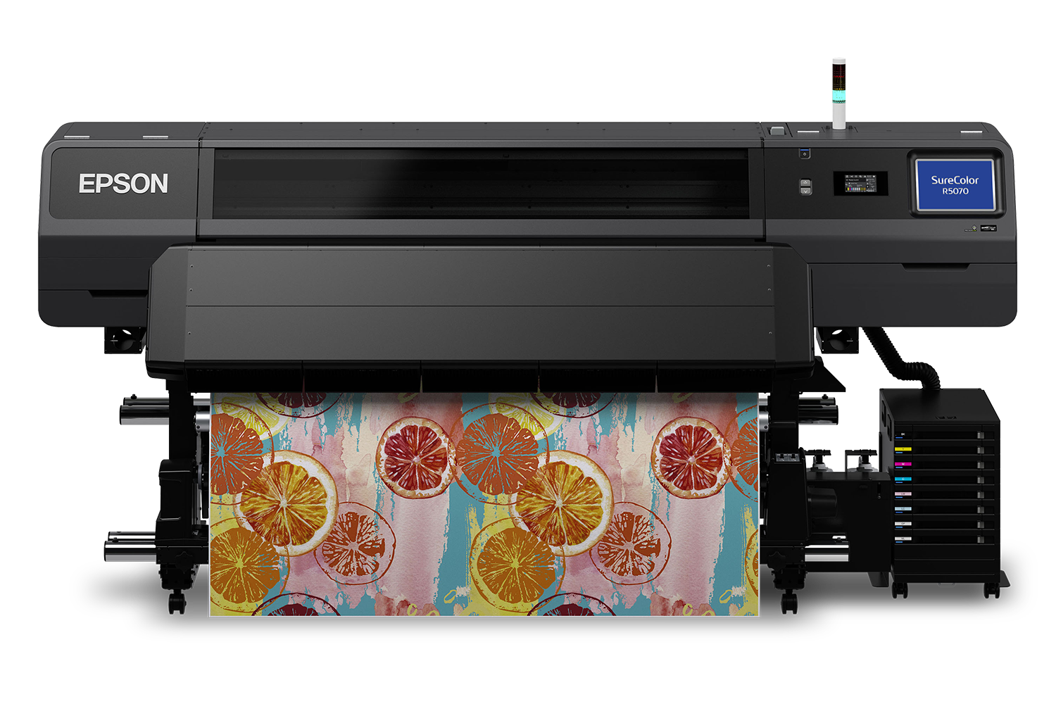 Epson SureColor R5070 Resin Signage Printer Front View