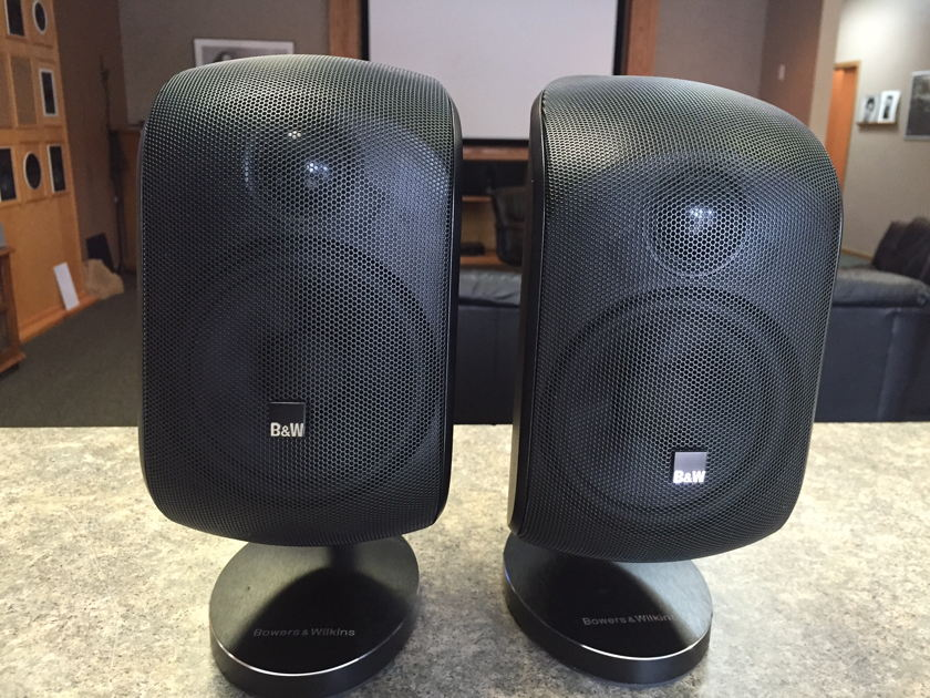 Bowers and Wilkins M-1 Mini Monitor