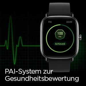 Amazfit GTS 2 mini - PAI Health Assessment System