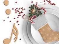 A WALDORF ASTORIA CHRISTMAS BRUNCH image