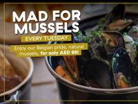 صورة MAD FOR MUSSELS