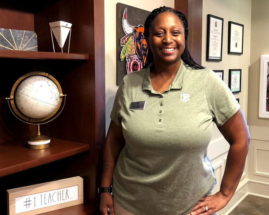 Latrice Thomas-Terrell , Infant Lead Teacher