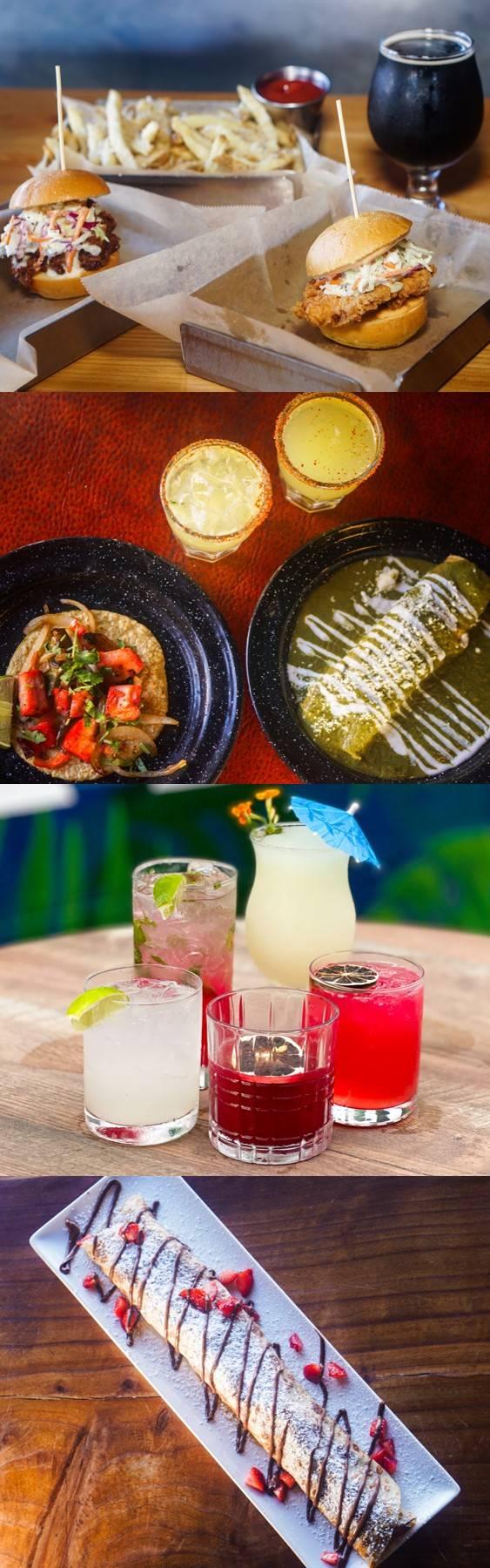 TastePro Food Tour San Diego North Park Icons
