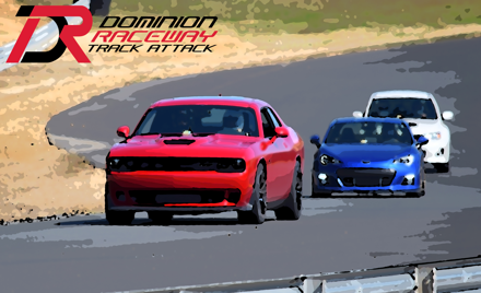 DR Track Attack 6/16/17