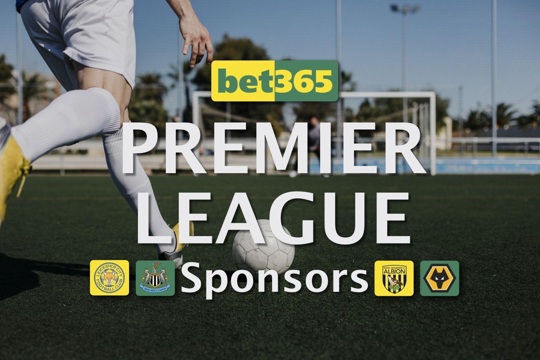 Bet365 Sponsors 4 Premier League Clubs