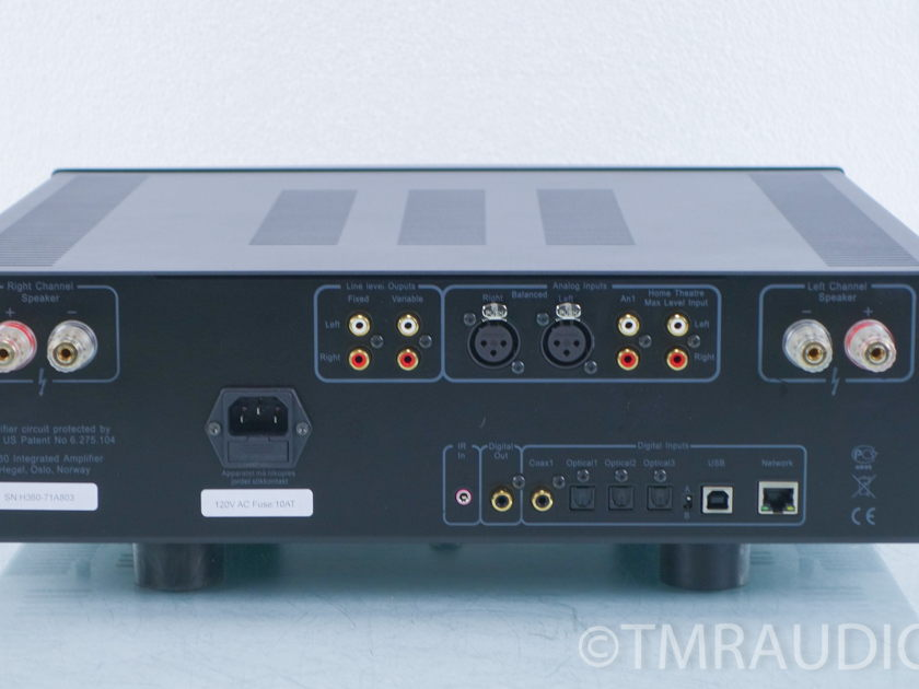 Hegel H360 Stereo Integrated Amplifier (9845)