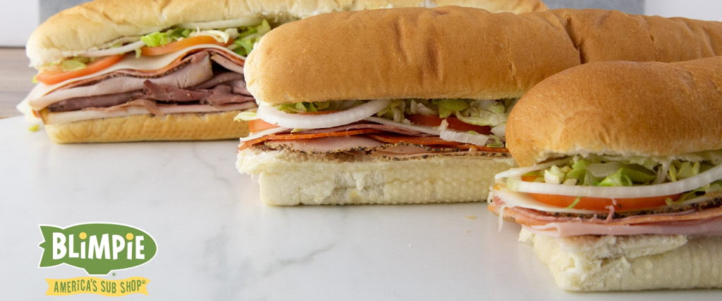 Blimpie - American authentic sandwich joint now in Singapore!